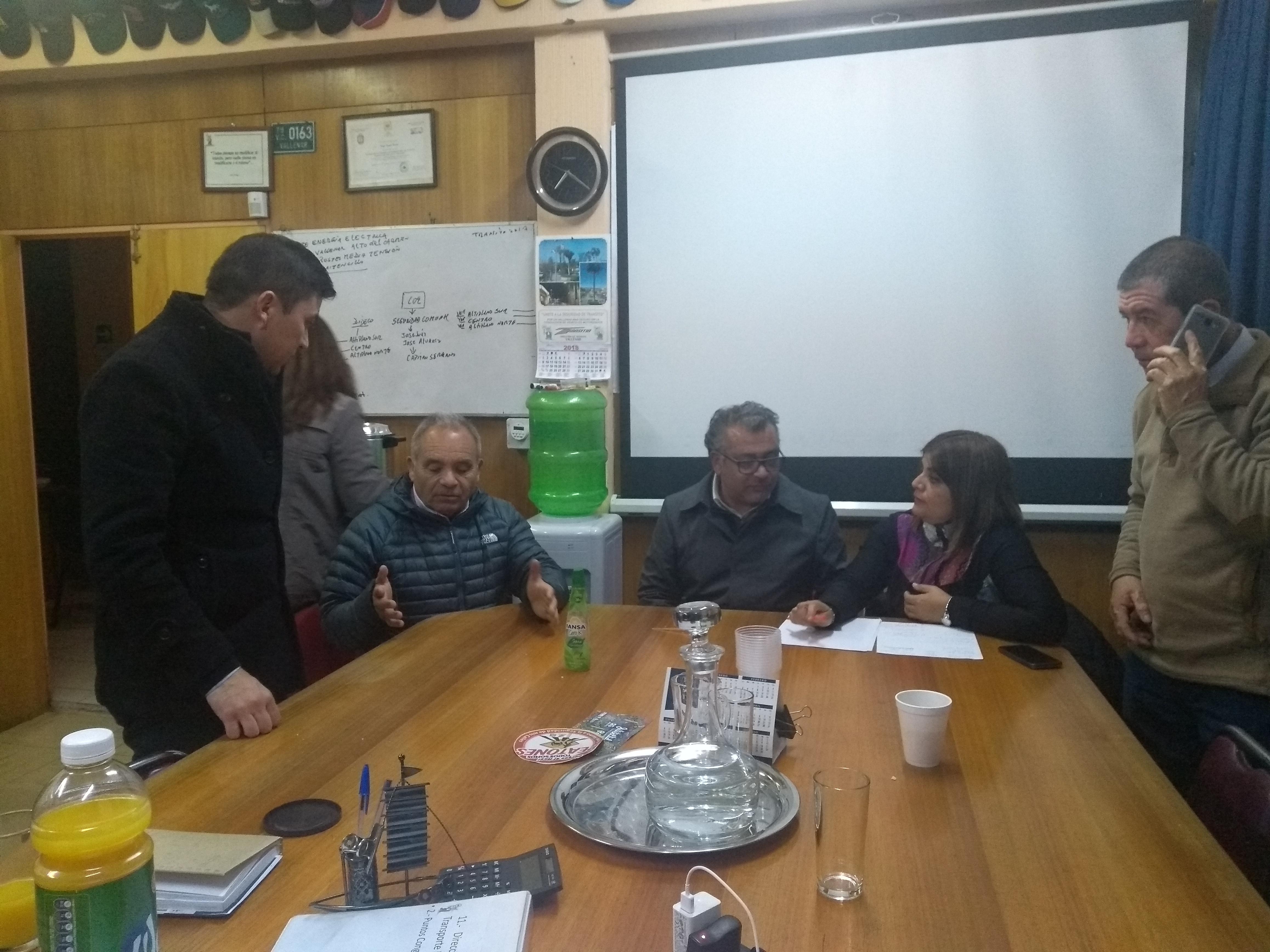 Municipalidad de Vallenar despliega acciones por corte de energía eléctrica