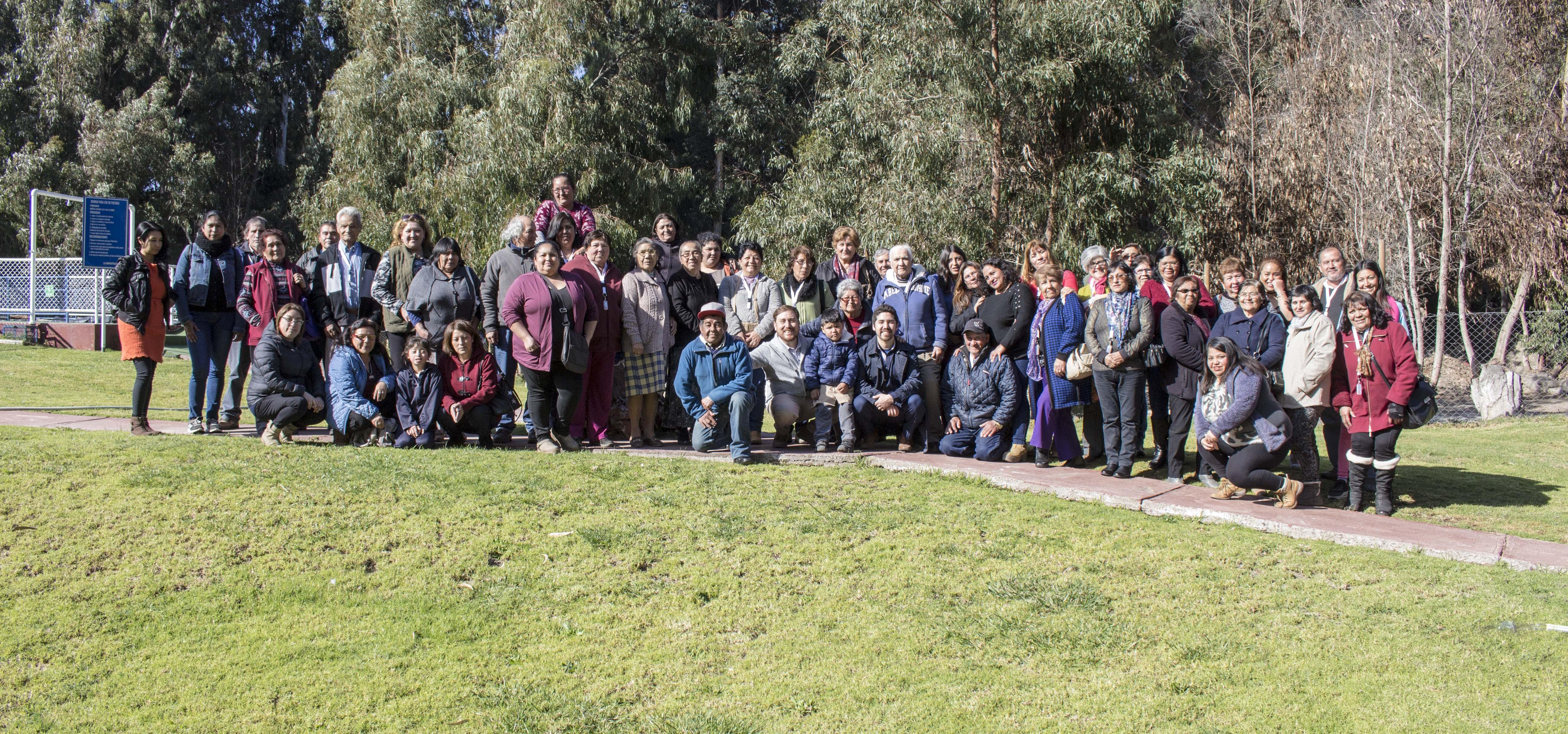Dirigentes sociales de Freirina celebran su día en jornada de reflexión y capacitación