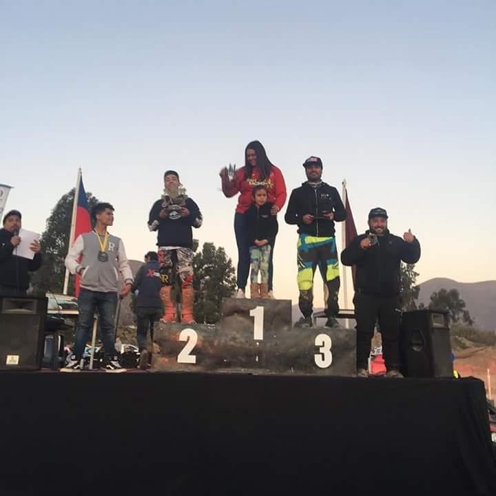 Competidores vallenarinos  de MX y ATV destacaron en la quinta fecha de torneo de La Serena