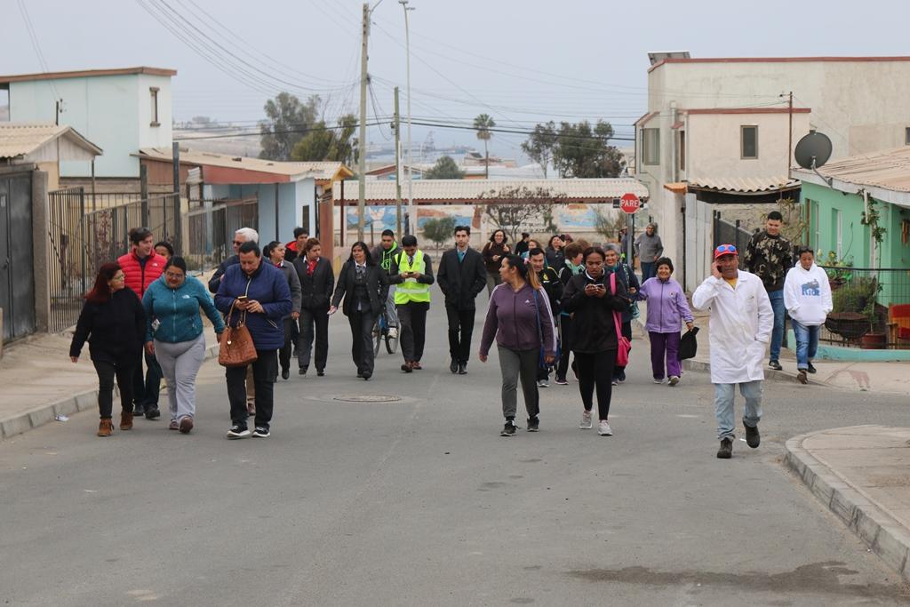 Buena evaluación al simulacro del borde costero en la provincia del Huasco