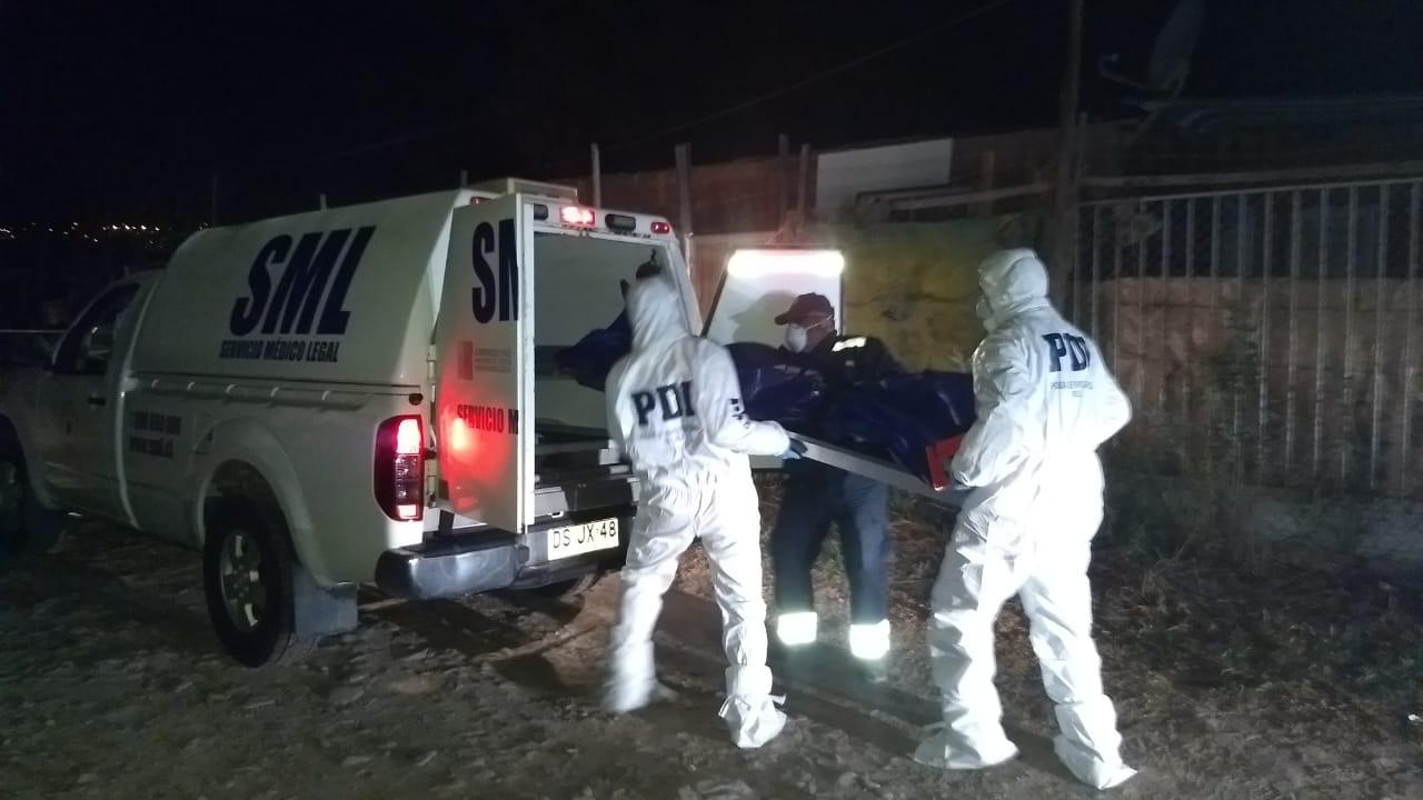 Autopsia de mujer fallecida en Vallenar descartó actuación de terceros en el deceso