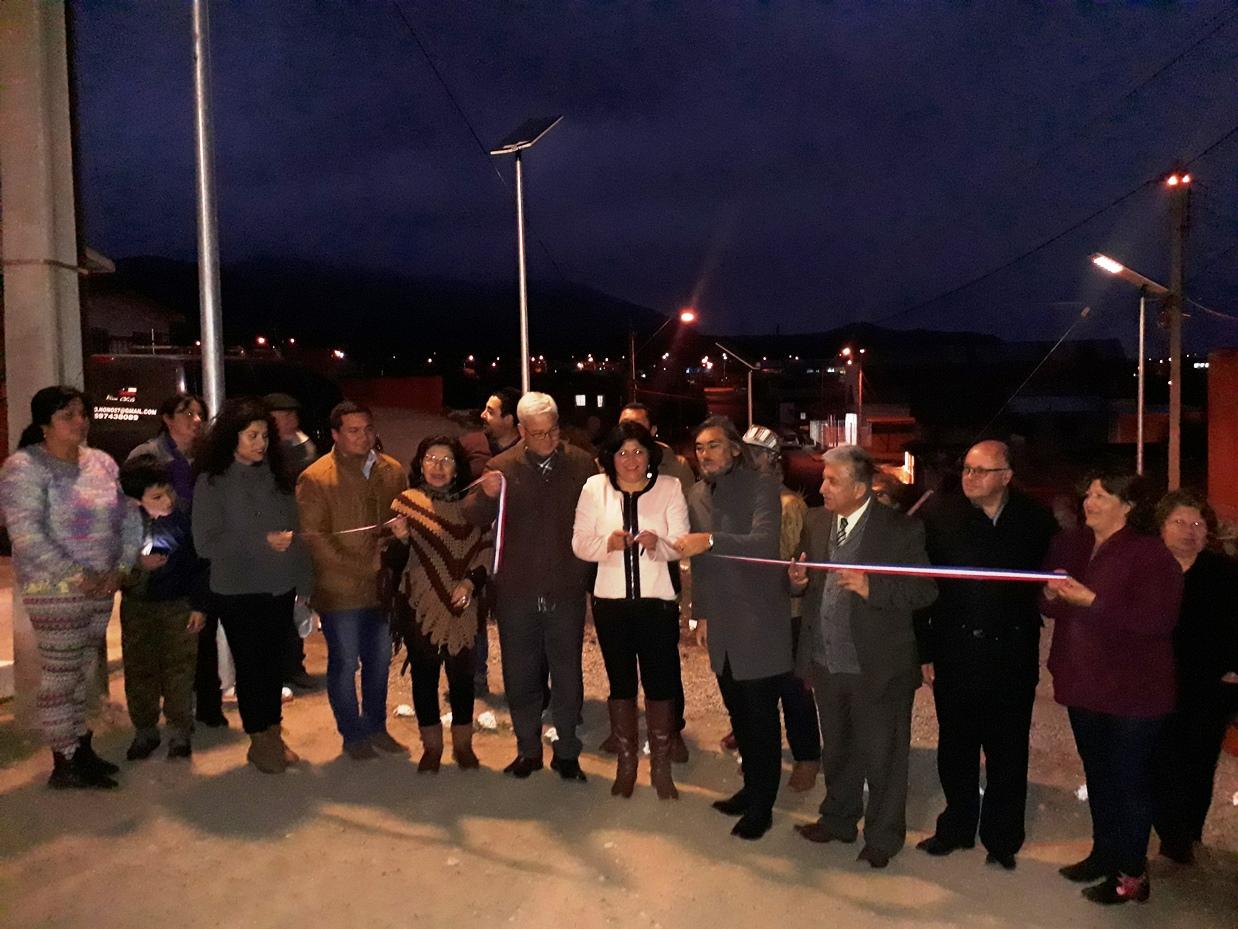 Transforman sitio eriazo en lugar seguro para la comunidad en Huasco