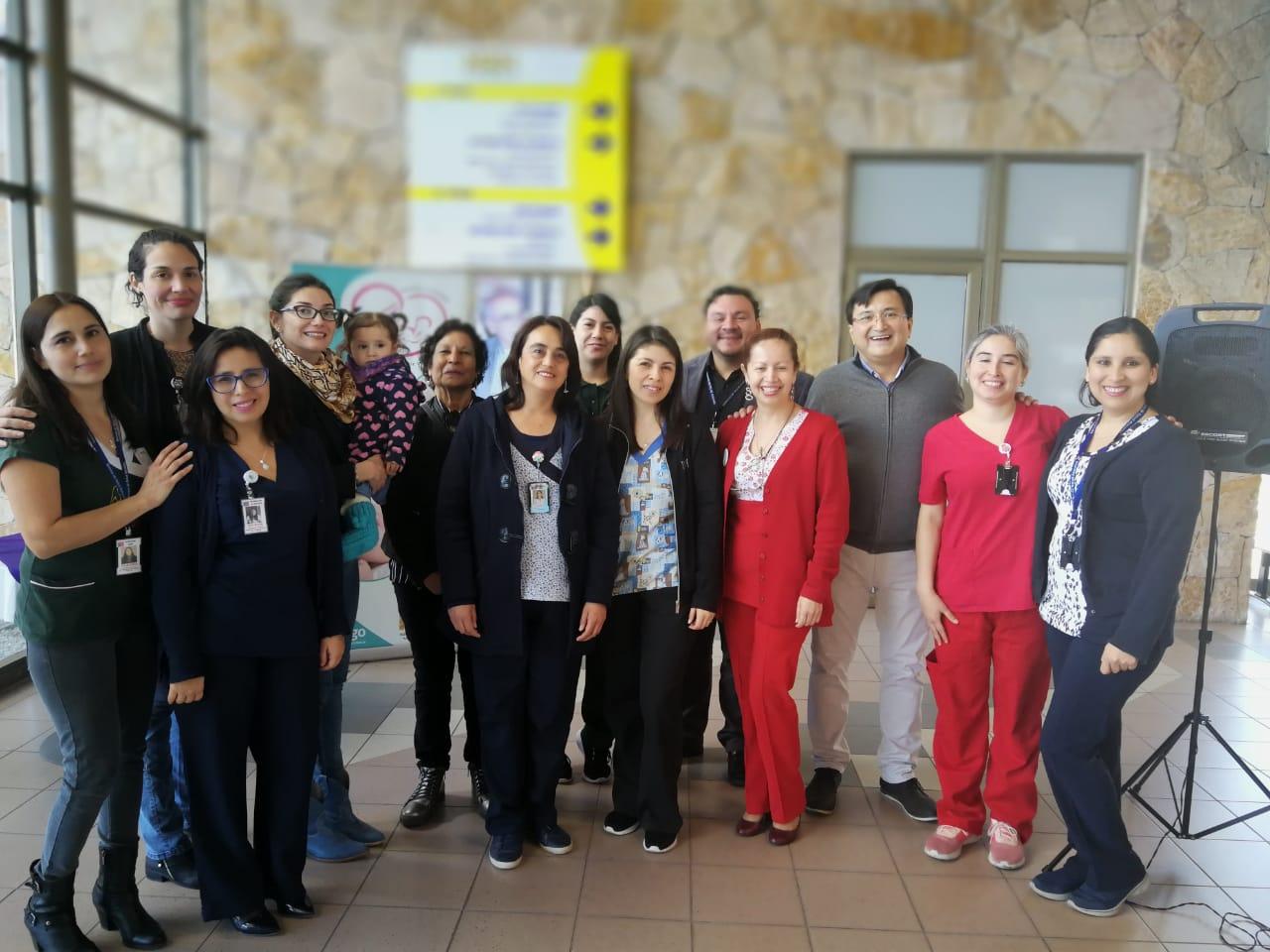 Hospital Provincial del Huasco finalizó con premiación de concurso literario semana de la lactancia materna