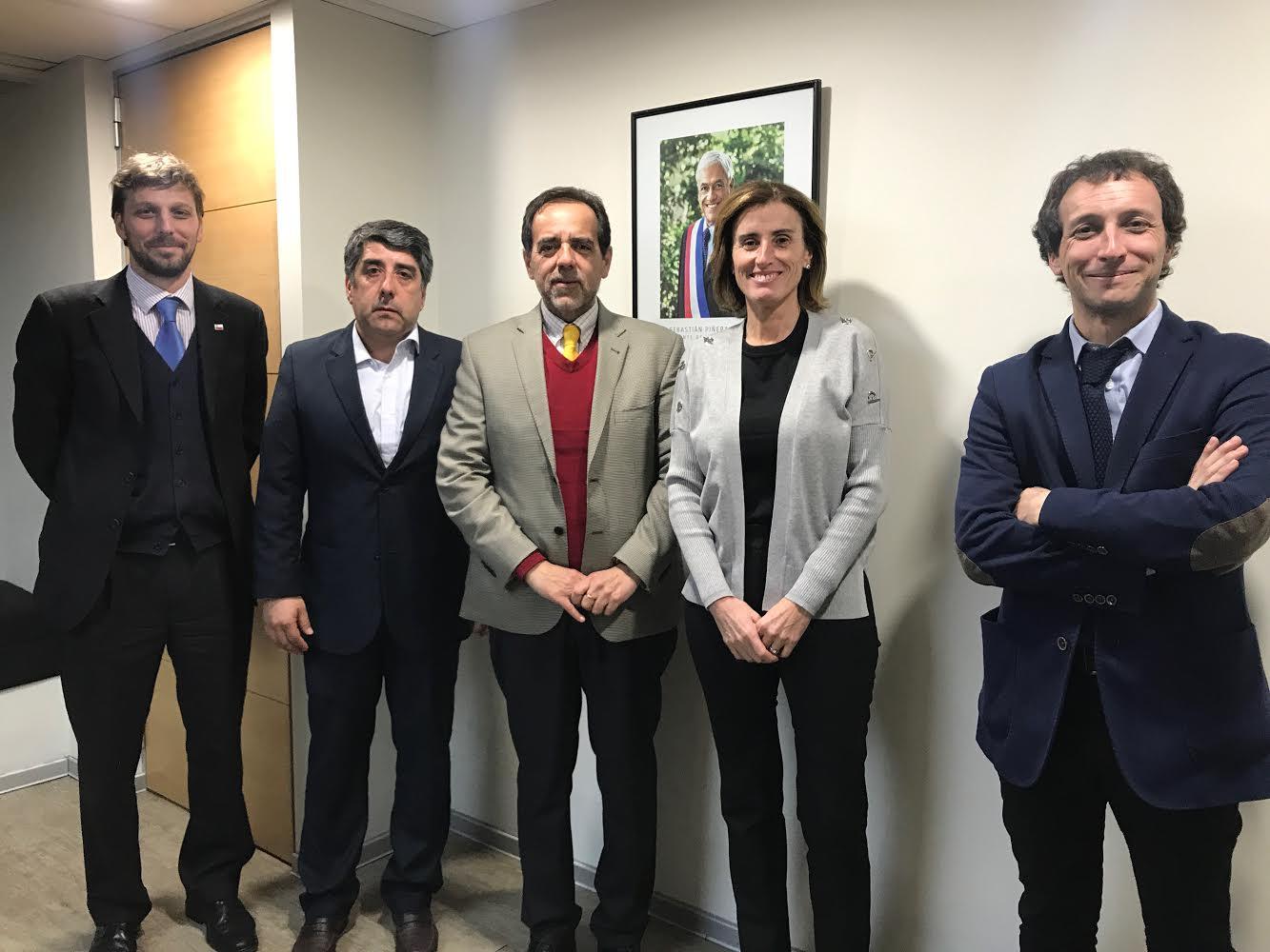 Diputado Mulet participa en comité interministerial que busca postular el  Desierto Florido como Patrimonio Natural de la UNESCO