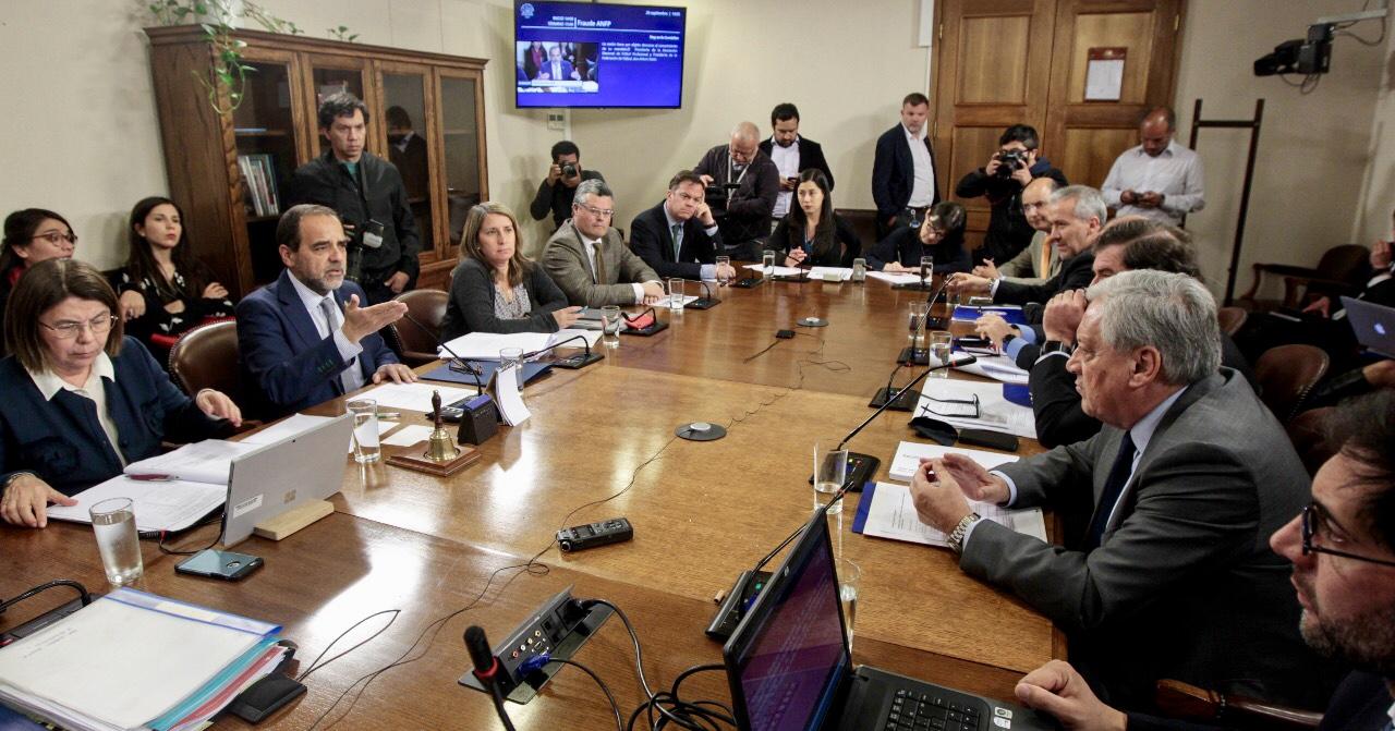 Diputado Mulet (FREVS) emplaza a la ANFP por situación de deportes Vallenar en comisión Investigadora de la Cámara