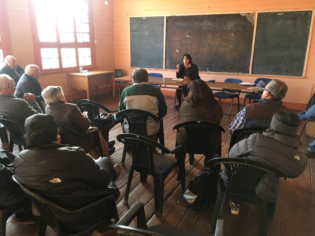 Fiscalía del Medio Ambiente se reunió con agricultores de Huasco afectados por la contaminación