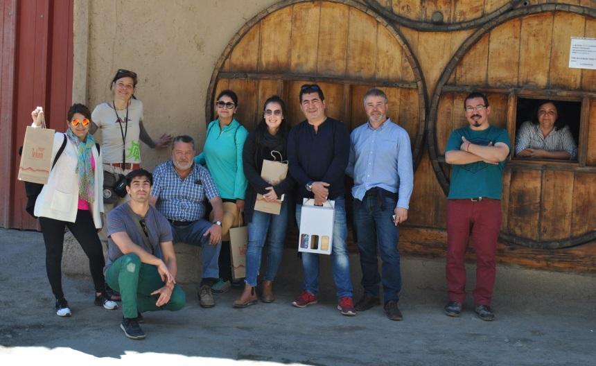 """Ruta """"Los Caminos del Huasco"""" maravilla a tour operadores nacionales y extranjeros"""