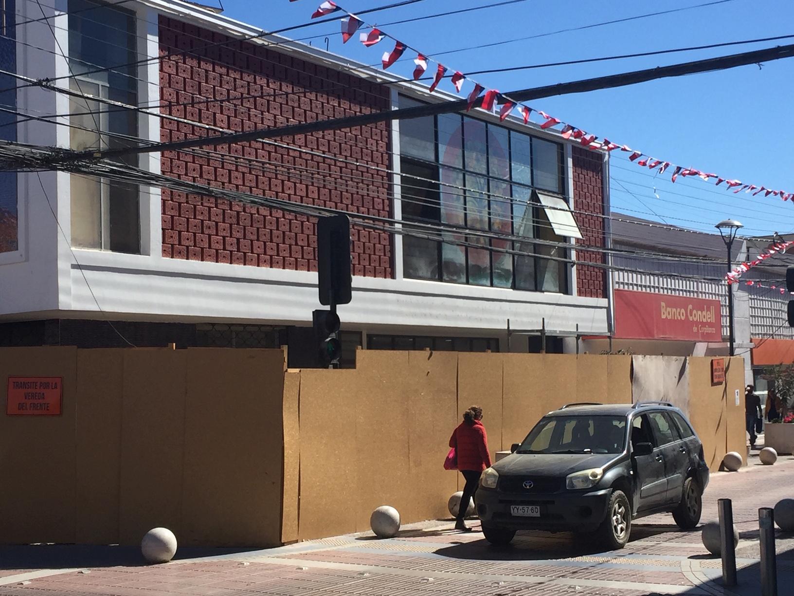 Remodelación de centro cultural elevó costo a $295 millones y se entregará en octubre