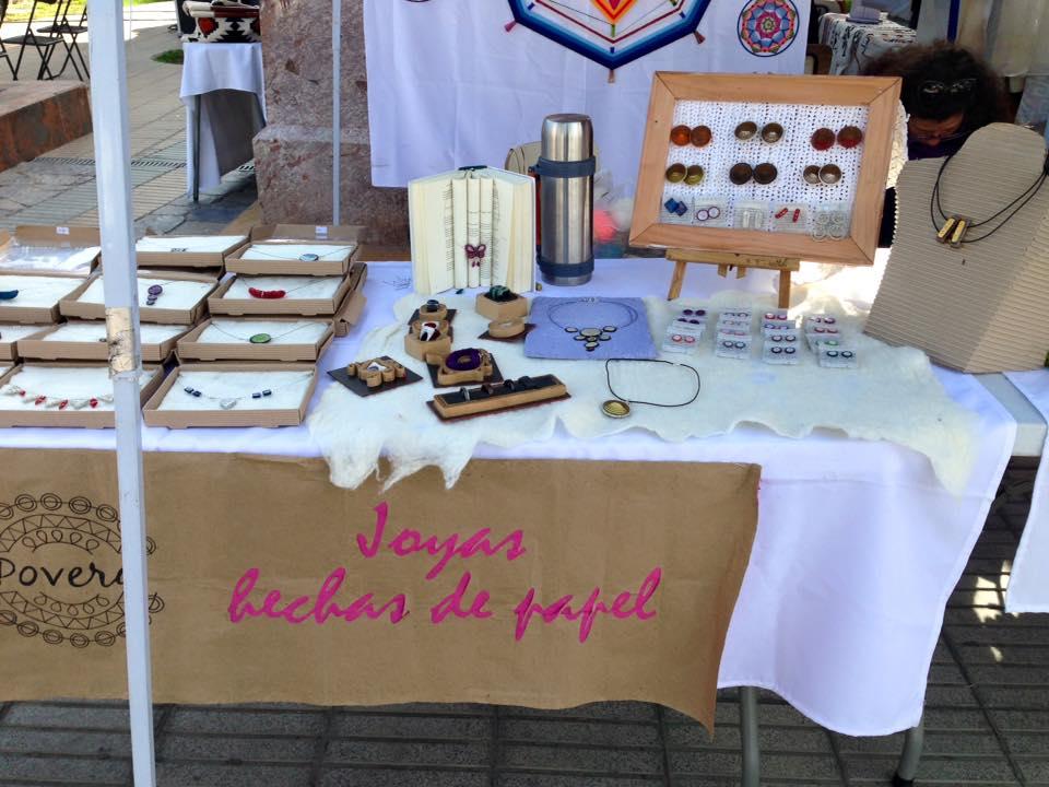 """""""Póvera"""" joyas en papel, representará al Huasco en encuentro de economía creativa"""
