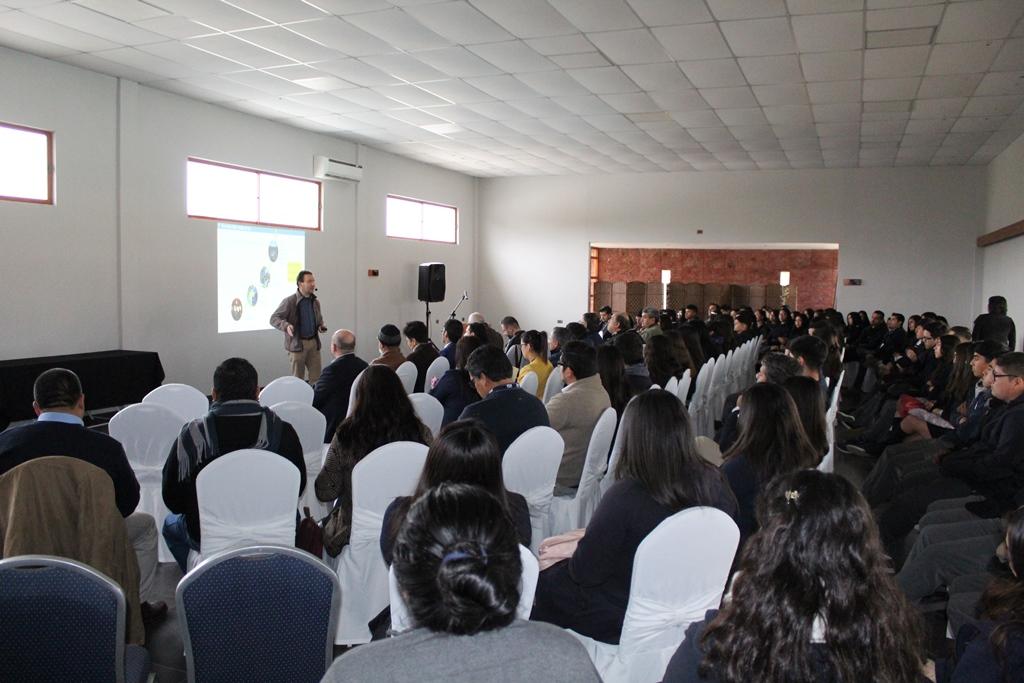 Con éxito se desarrolla Seminario de Formación Técnico Profesional en el Huasco