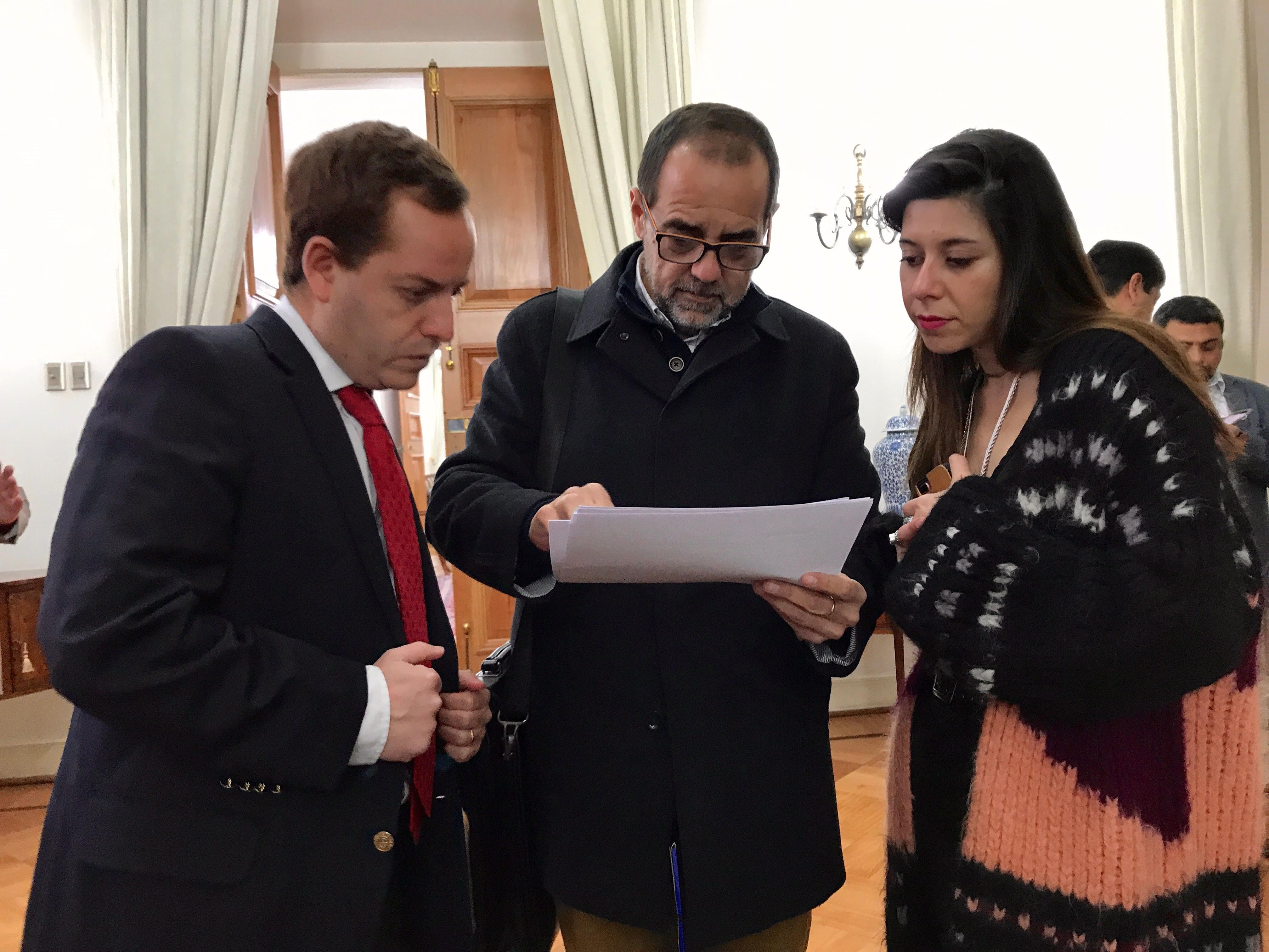 Diputado Mulet (FREVS) valoró la aprobación del proyecto de Resolución que solicita la creación del Centro Oncológico en Atacama