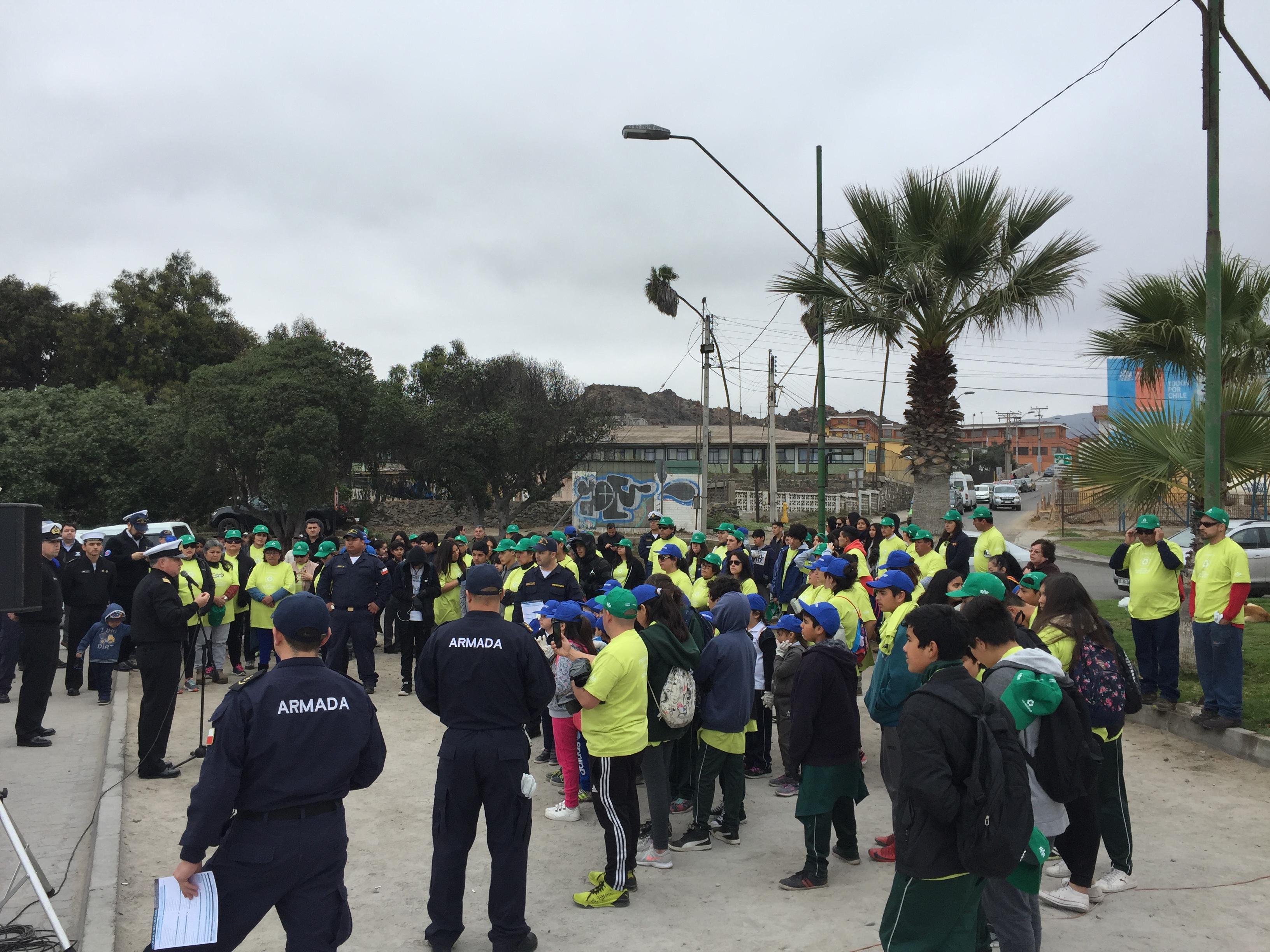 CAP Minería se suma a la Limpieza de Playas en Caldera, Huasco y Coquimbo
