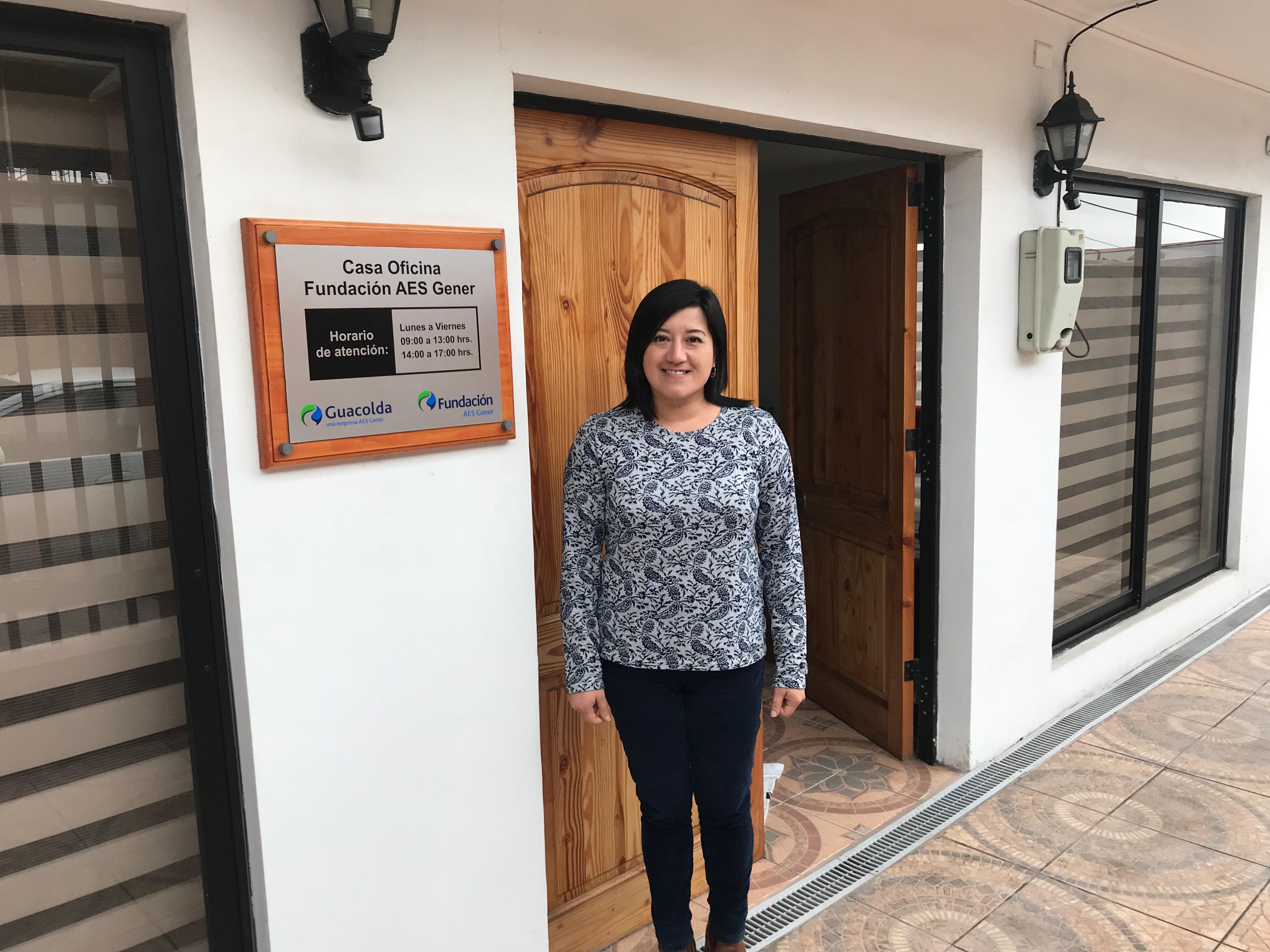 Oficina comunitaria de AES Gener cumple un año de funcionamiento en Huasco