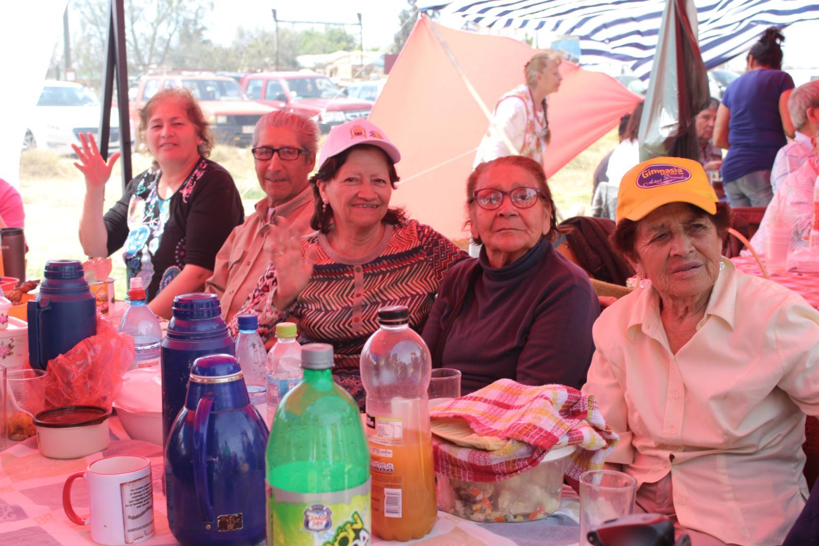 Adultos mayores de Vallenar conmemoran su día con grandes eventos