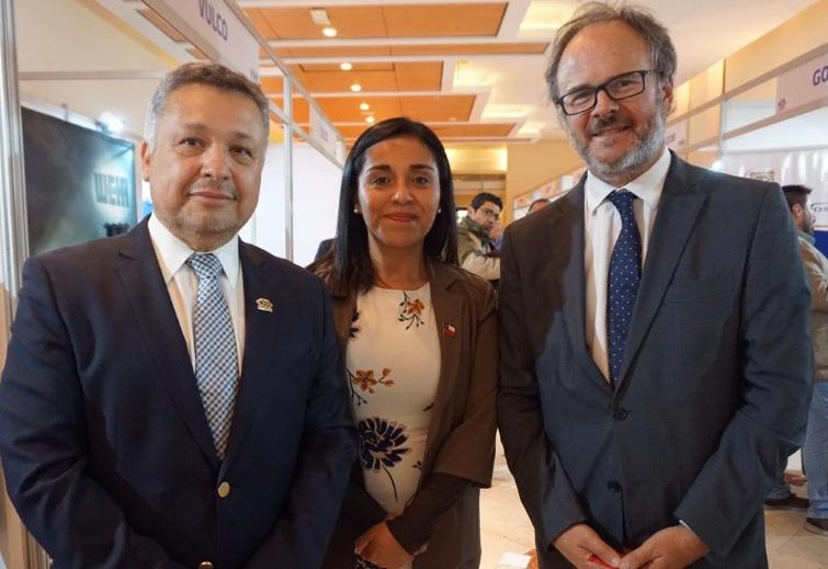 """Sofía Ávalos, seremi Gobierno: """"Las alianzas público privadas deben ser estratégicas y perdurar en el tiempo"""""""