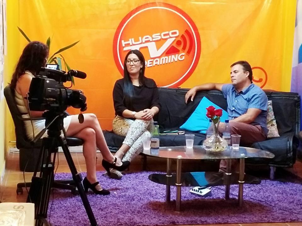 Huasco TV lanza programa de televisión inclusiva