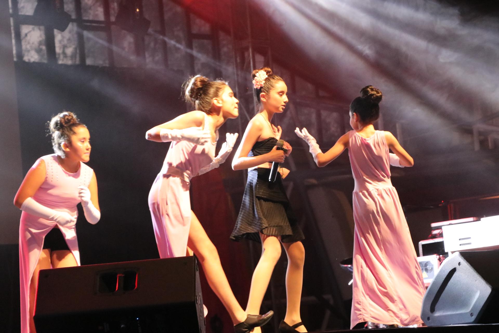 Escuela España y liceo Bicentenario fueron los ganadores del festival de la Inclusión en Vallenar