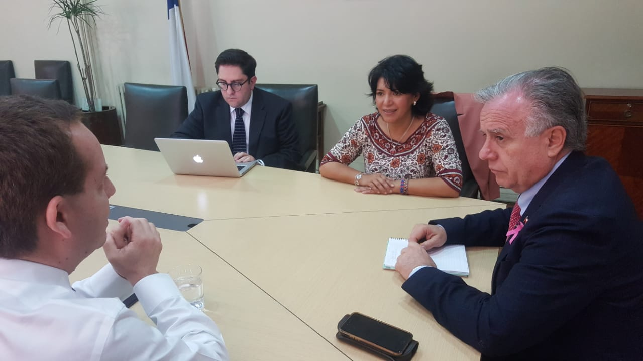 Senadora Provoste pide al ministro de Salud incorporar a la región en el plan nacional del cáncer que implantará el ministerio