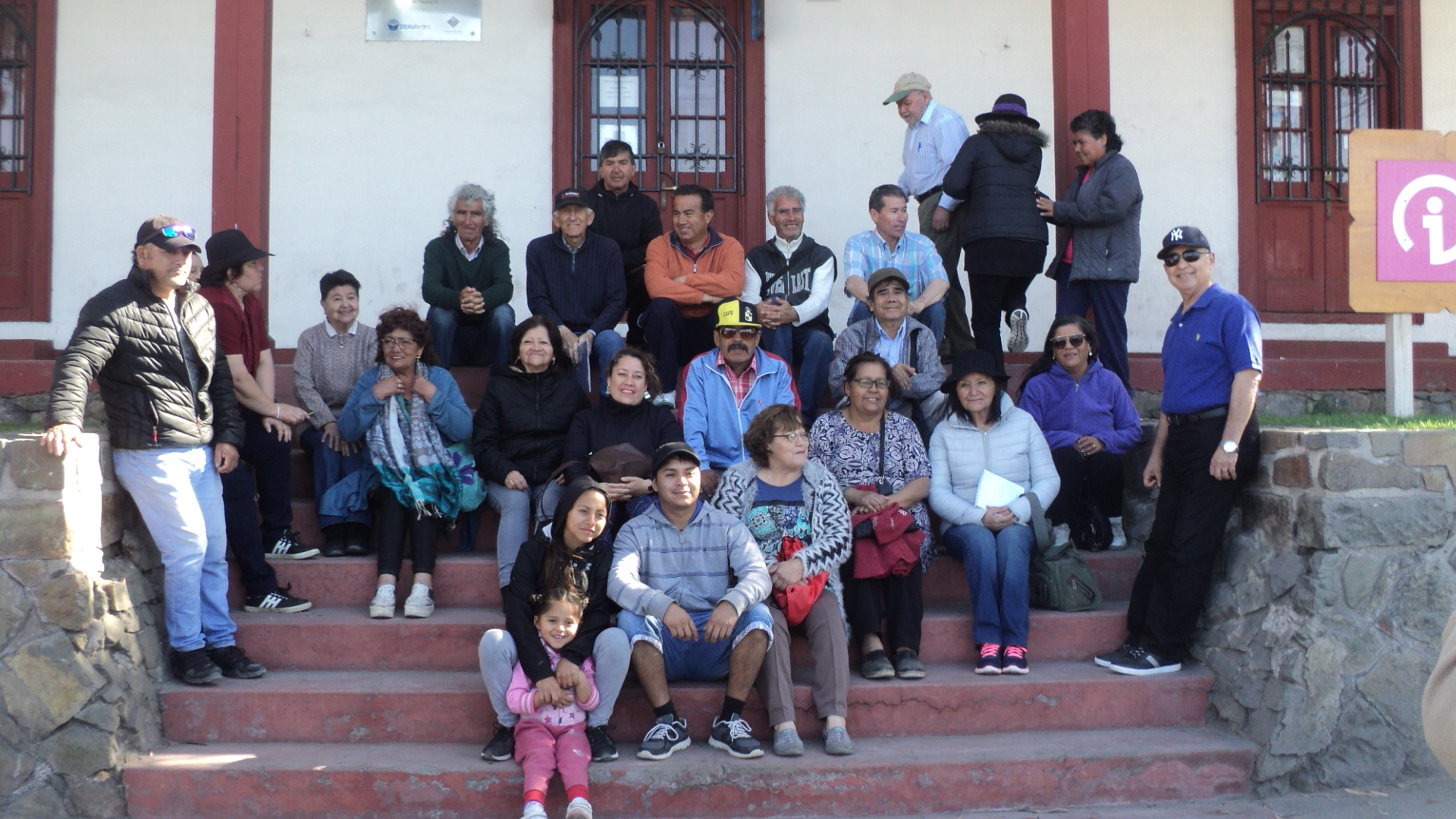 Vecinos conocen la historia y el patrimonio del puerto Huasco antiguo