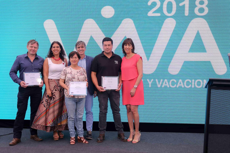 Sernatur premia a empresaria del Valle del Huasco en concurso Más Valor Turístico 2018