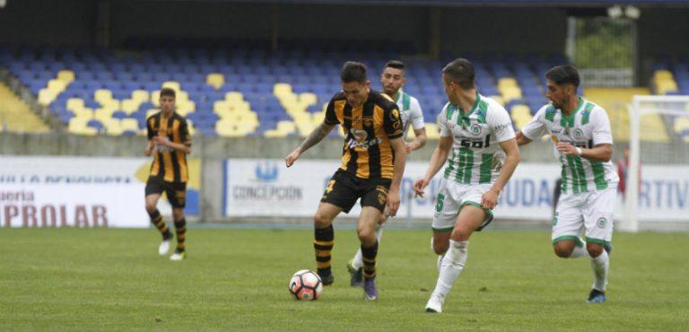 """Deportes Vallenar cayó en Concepción ante el """"Inmortal"""""""