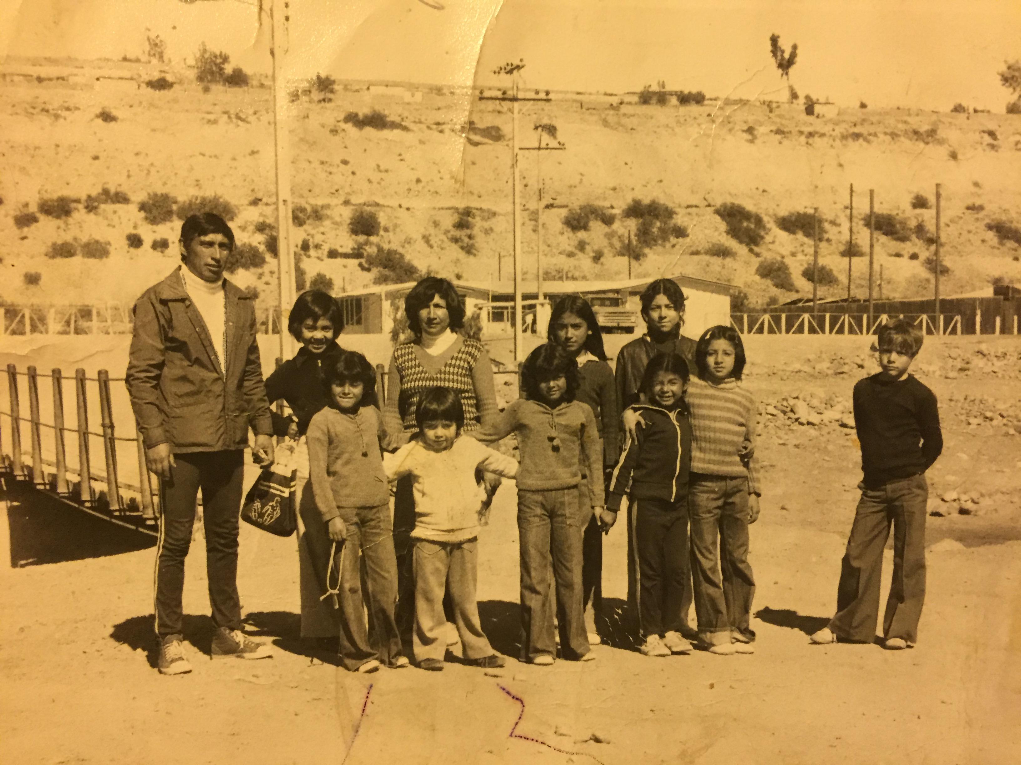 Documental sobre la historia de la gimnasia en Vallenar reunió a antiguos deportistas