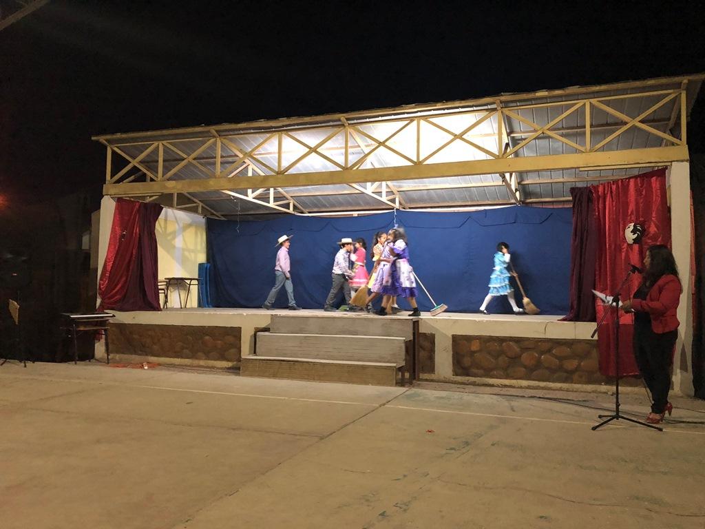 Microcentro El Renacer de las Añañucas realizó con éxito Proyección Folclórica 2018 en Vallenar