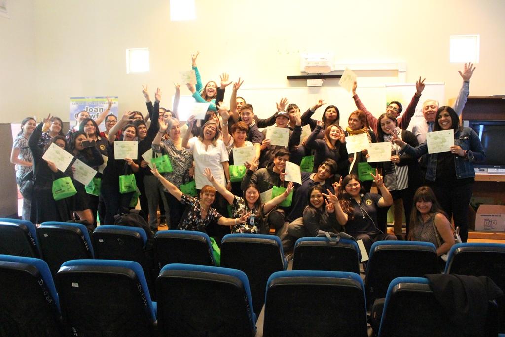 Vallenar: Estudiantes del Liceo Politécnico reciben certificación en medicina ancestral