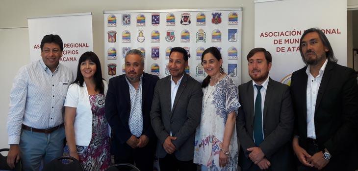 Municipios de Atacama solidarizan con alcalde de Huasco por dichos de Noman