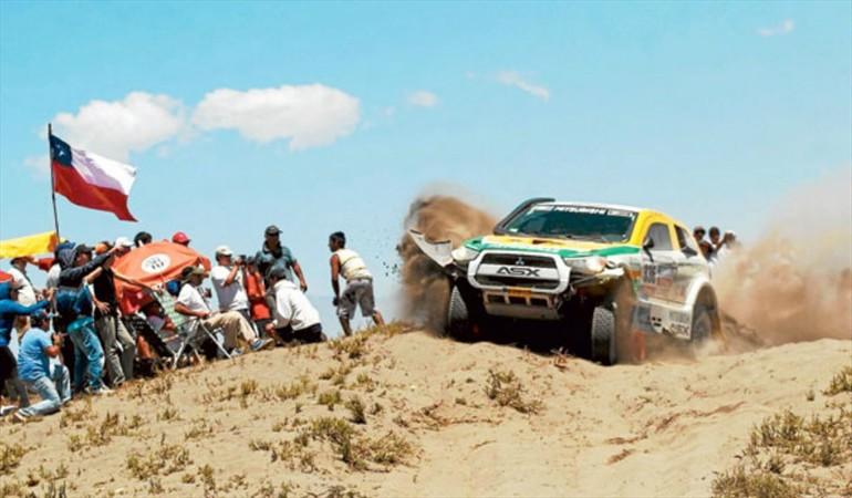 """Diputada Cid: """"Traer el Rally Dakar a Atacama es una tremenda oportunidad para el turismo, comercio y gastronomía de la región"""""""