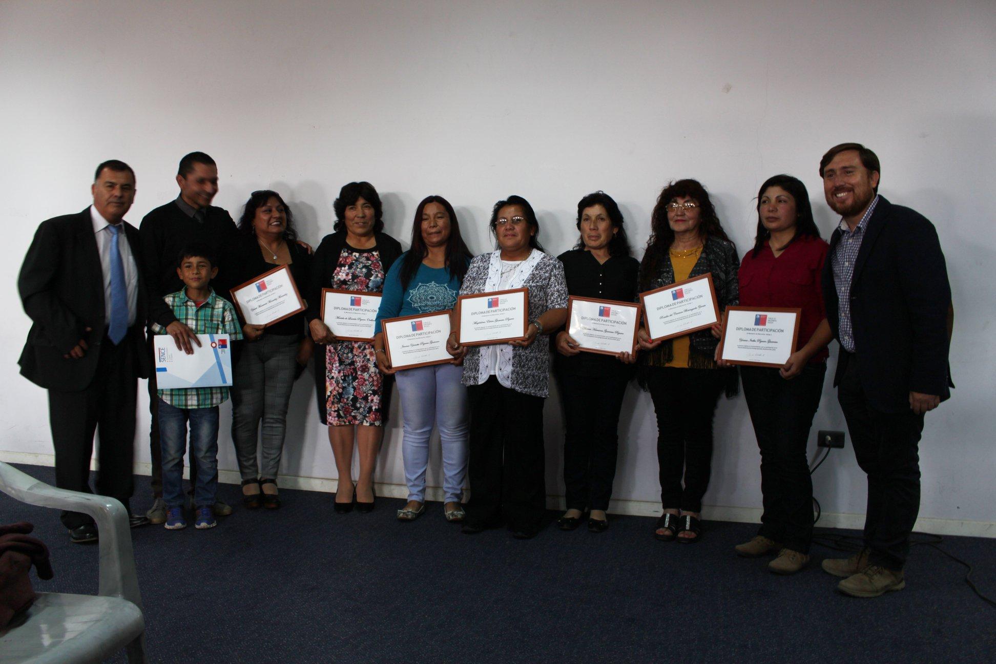 Adultos aprendieron a leer y escribir gracias a programa de alfabetización Contigo Aprendo