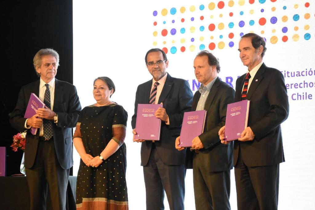 Mulet reafirma su compromiso por la defensa de los DDHH en el marco del 70 aniversario de la firma de la Declaración Universal