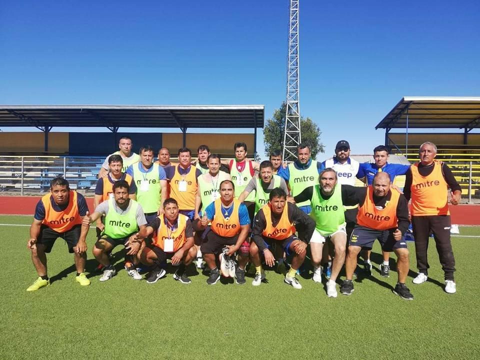 """Huasco debutó con triunfo en nacional de fútbol """"Súper Seniors"""""""