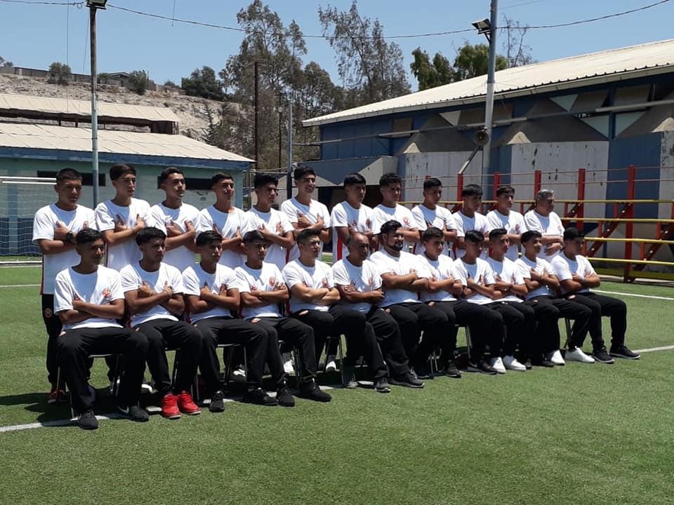 Con toda la fe muchachos: Algarrobo partió con ilusión a Nacional Juvenil en Zapallar