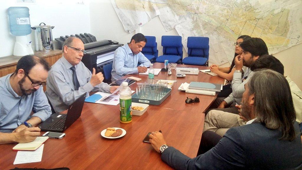 Alcalde de Huasco se reúne con MINVU para identificar y priorizar terrenos para viviendas en el puerto