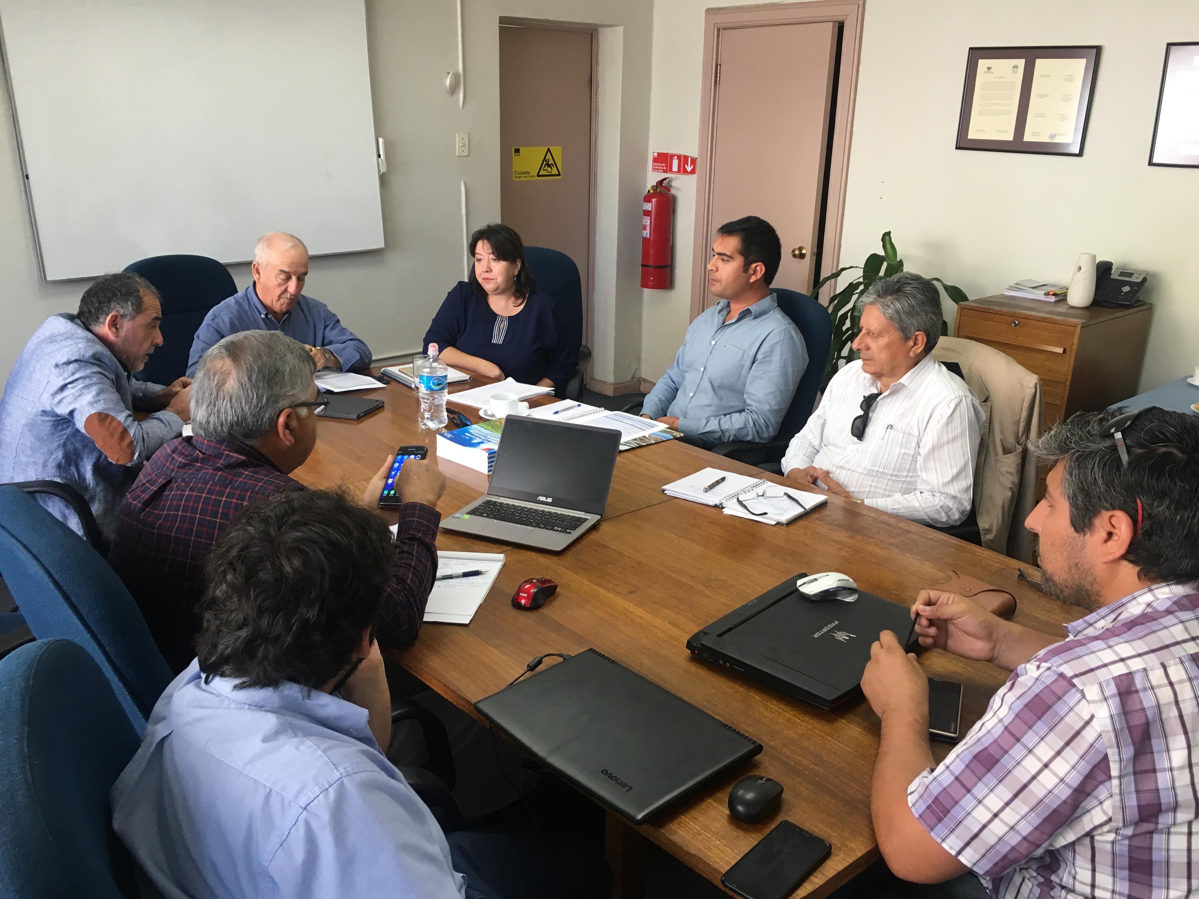 CNR y Junta de Vigilancia del Río Huasco abordan Calendario de Concursos 2019 para postular nuevas obras de riego