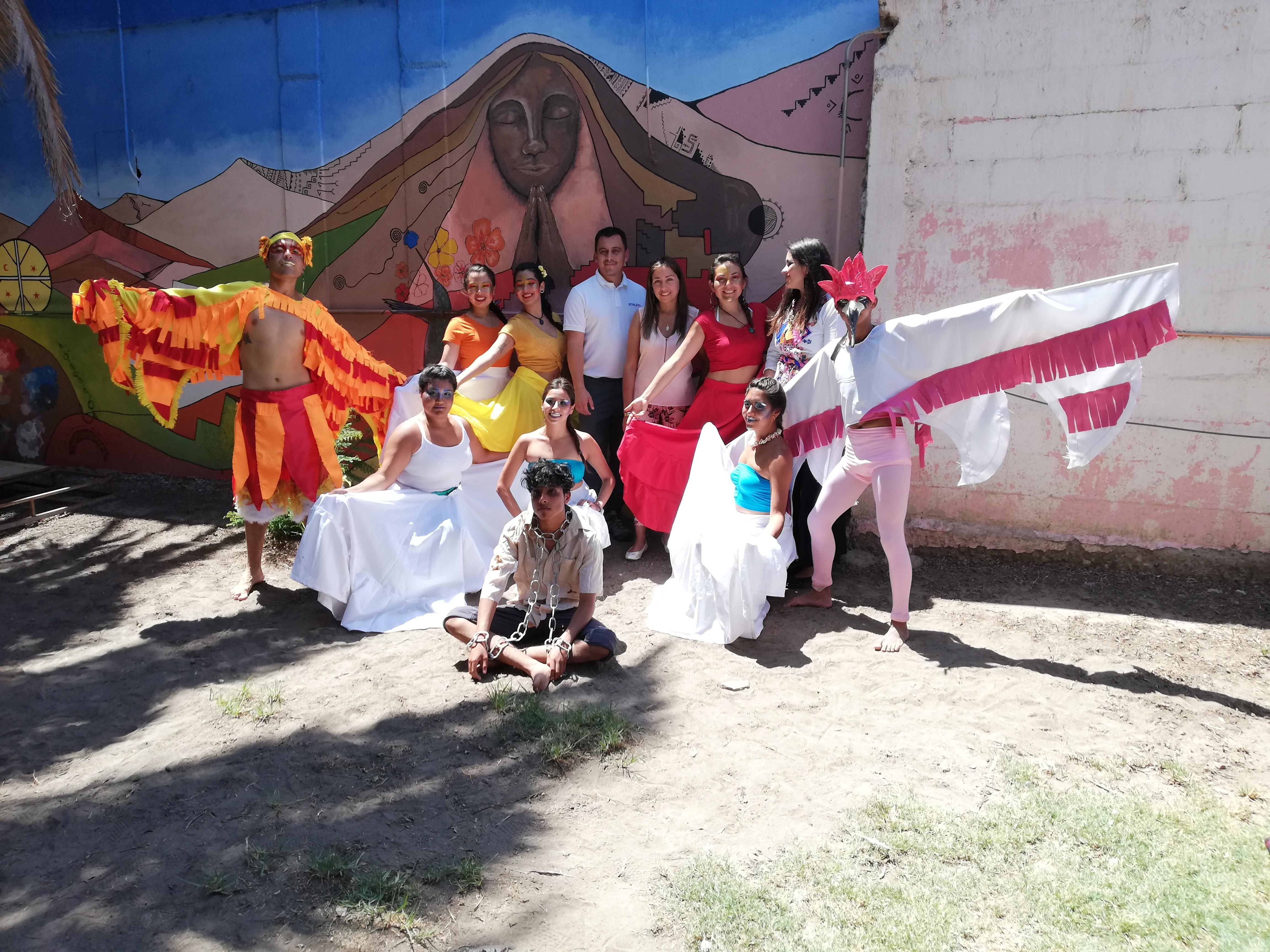200 artistas llenarán de música y color Alto del Carmen, Frerina y Huasco con la Murga del Verano