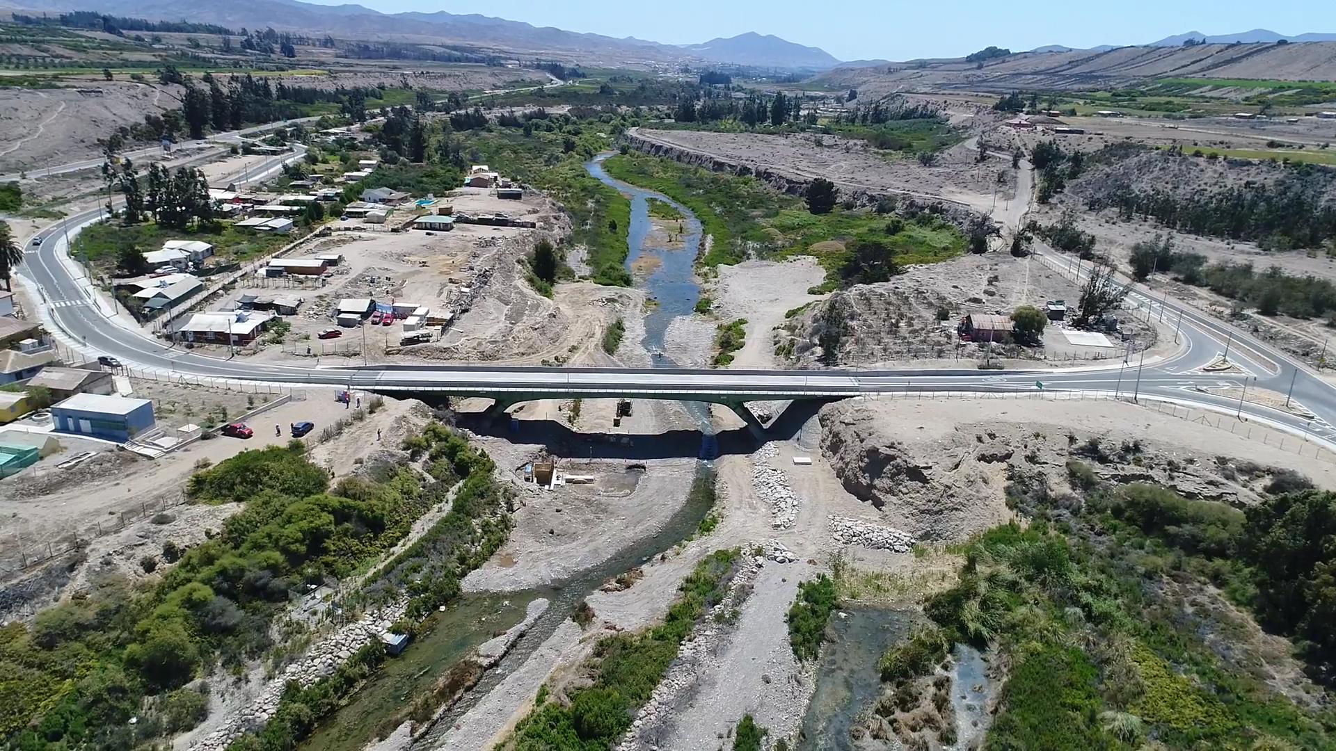 Ministerio de Obras Públicas aclara dichos respecto a Puente Nicolasa
