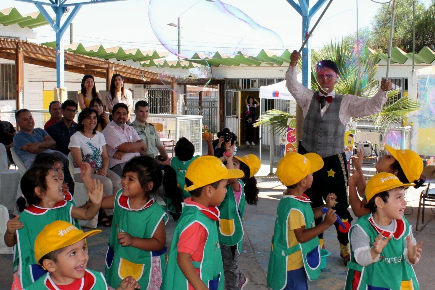 """Inicia el programa """"Vacaciones en Mi Jardín"""" 2019 en Vallenar"""