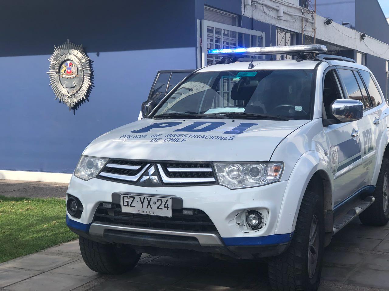 PDI esclarece delito y recupera Iphone X en Vallenar