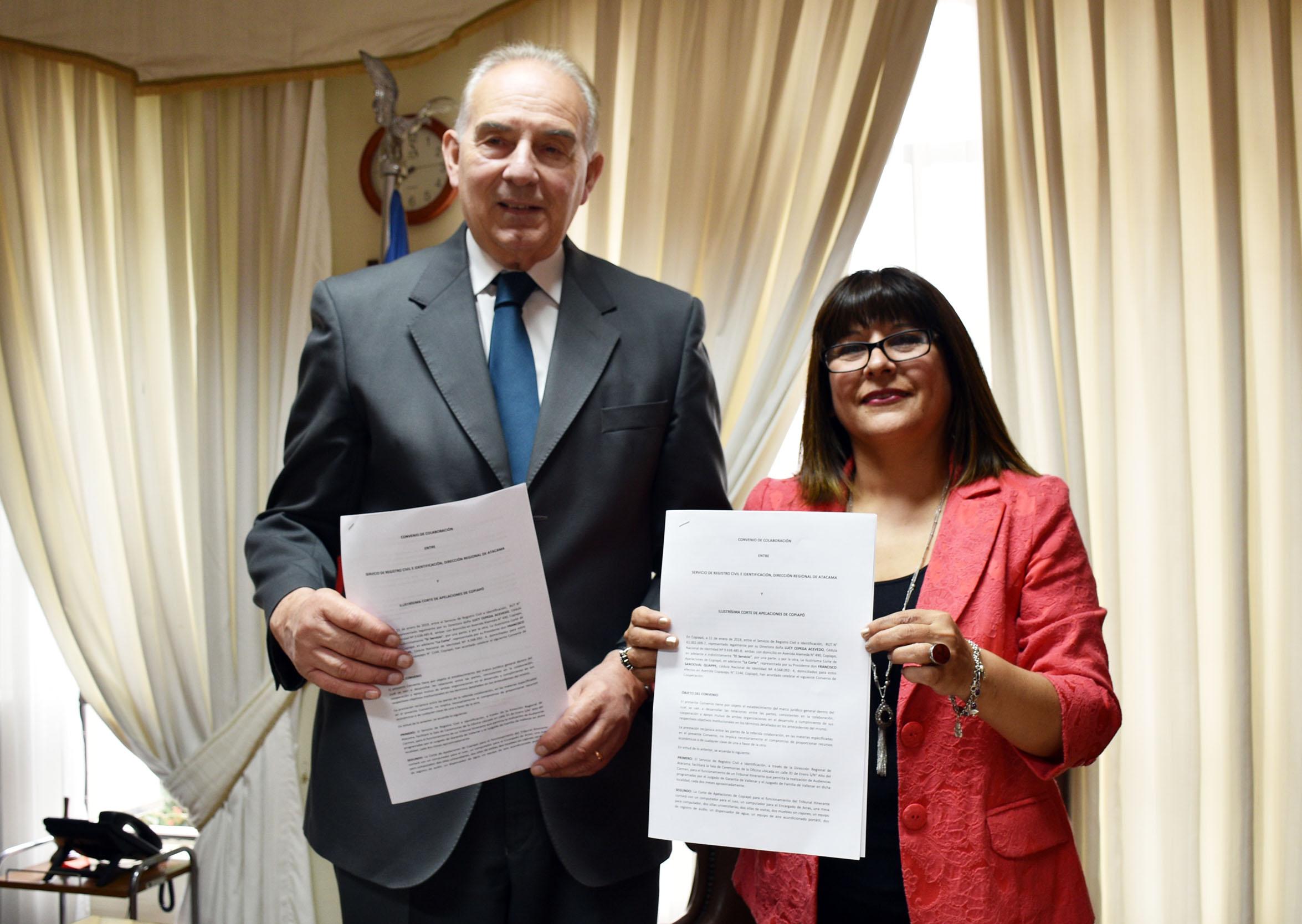 Alto del Carmen tendrá tribunal itinerante a partir del jueves 17 de enero