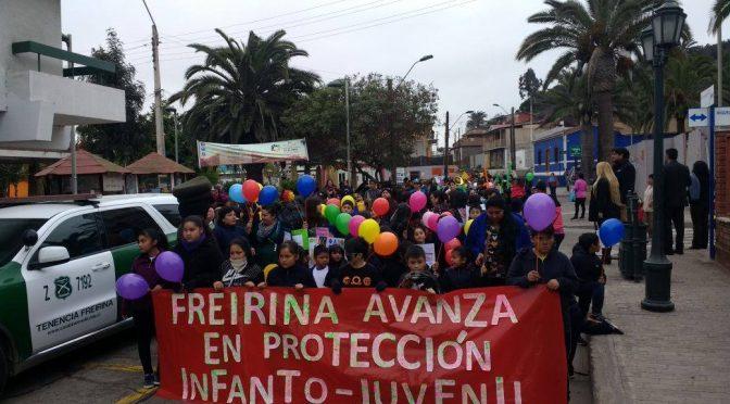 Municipio de Freirina cumplió un año a cargo de residencia de niños