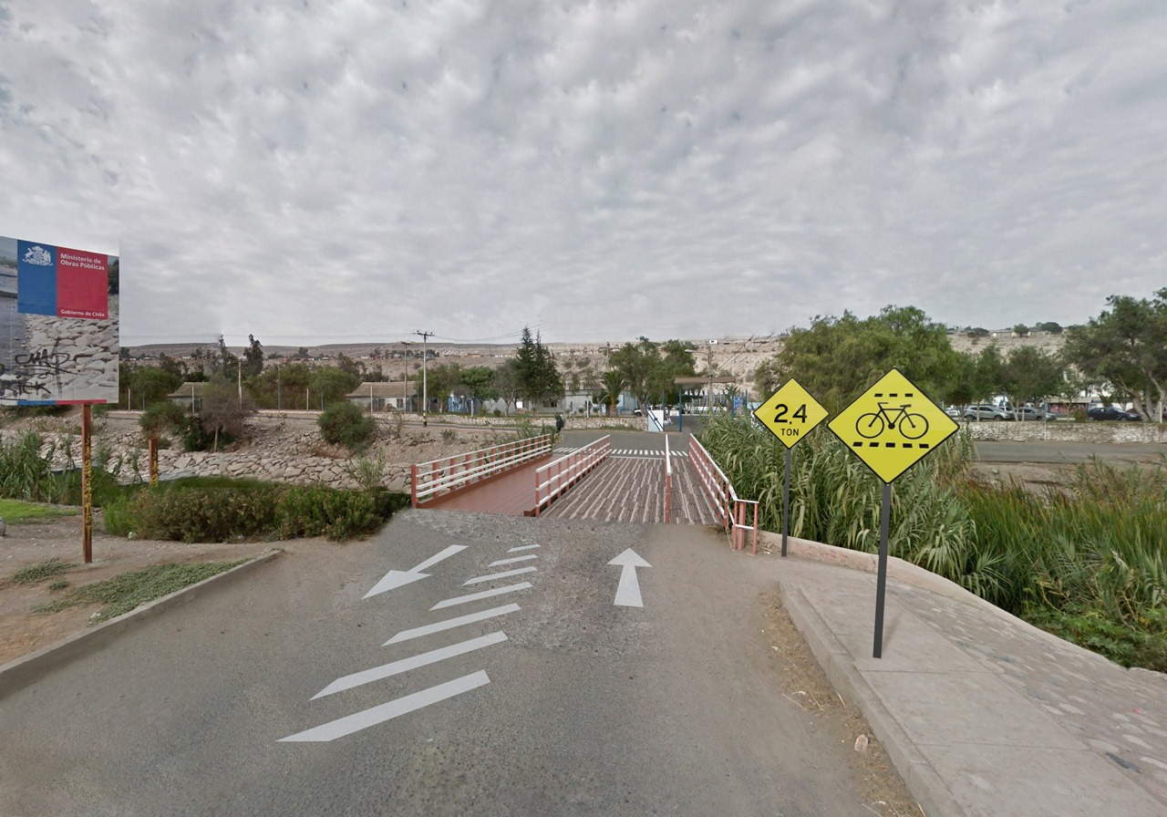 $250 millones de pesos para nuevo puente contiguo en Quinta Valle