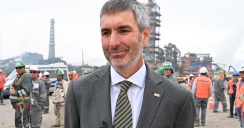 Ex gerente de Barrick Gold asumirá vicepresidencia de Enami