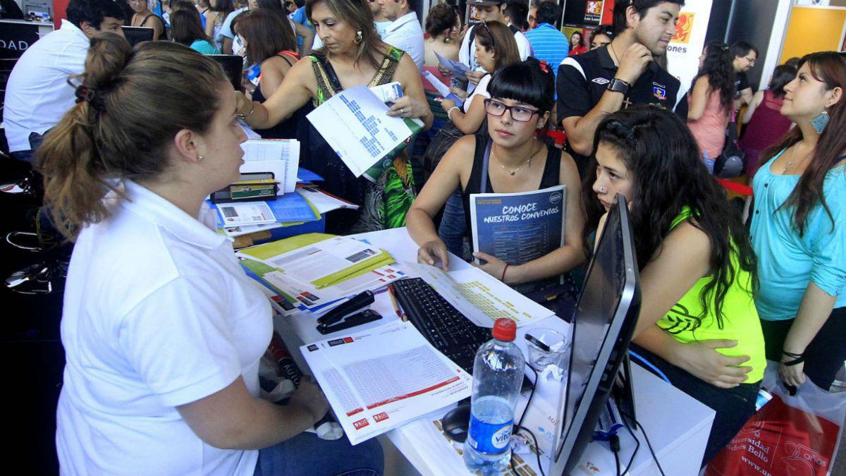Mineduc asignó 155.701 beneficios estudiantiles para la Educación Superior