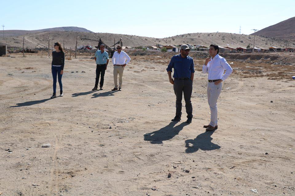Inspeccionan alternativas de avistamiento del fenómeno astronómico del eclipse solar en la provincia del Huasco