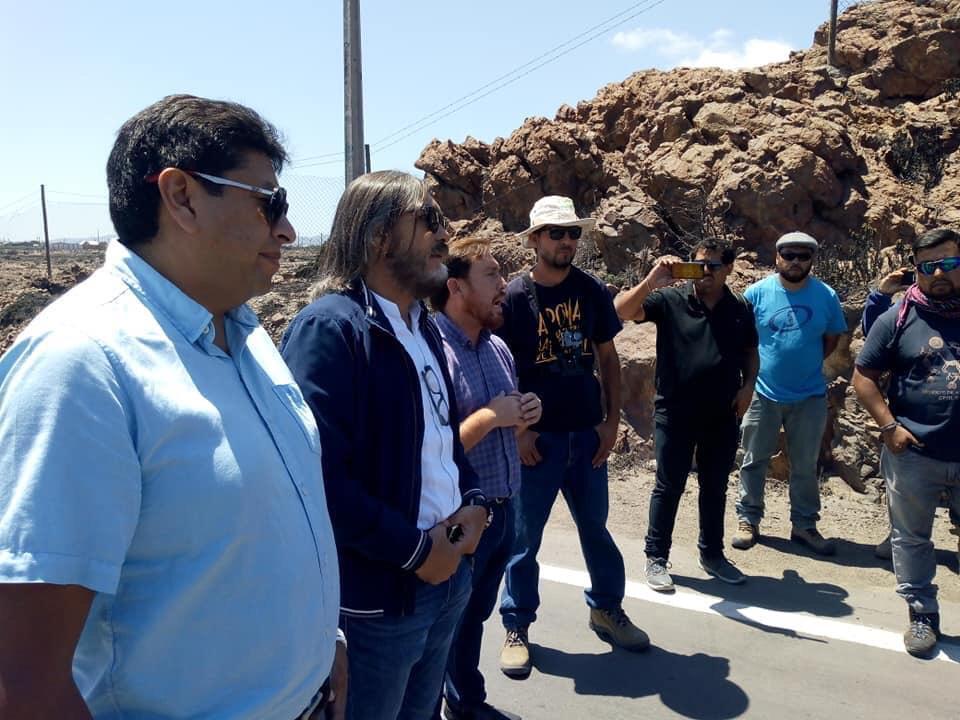Alcaldes de Vallenar, Freirina y Huasco mediaron en huelga de trabajadores de CAP