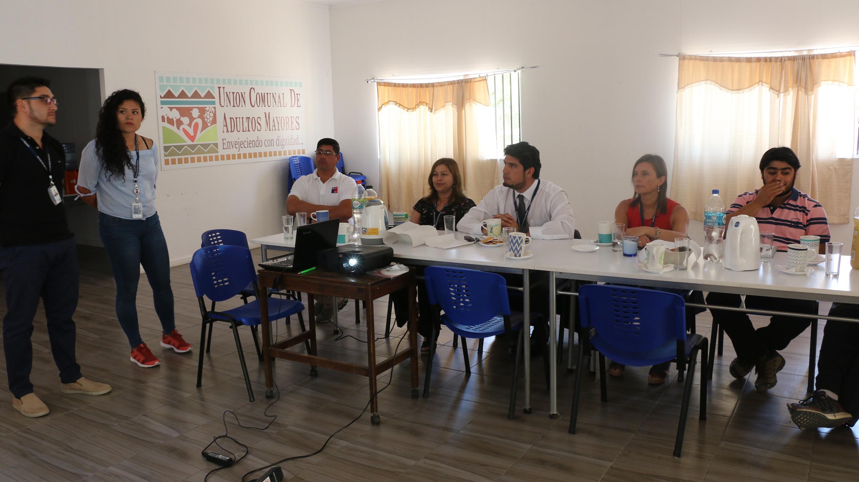 Equipo Rural de Rehabilitación con base comunitaria muestra interesantes resultados en Alto del Carmen