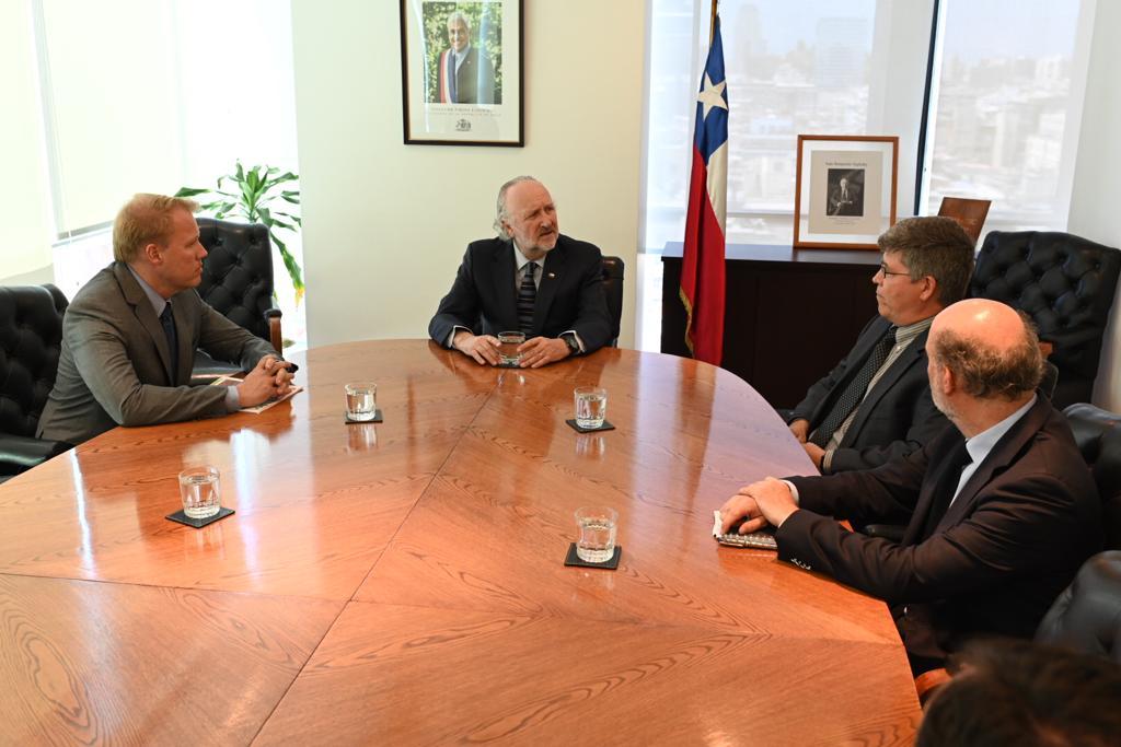 Ministro Baldo Prokurica celebra compromiso de proyecto Nueva Unión con la región de Atacama