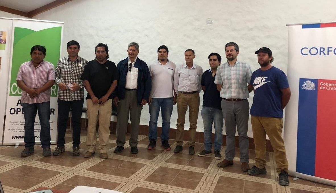 Concluye Nodo para la Competitividad que benefició a agricultores del Valle del Huasco